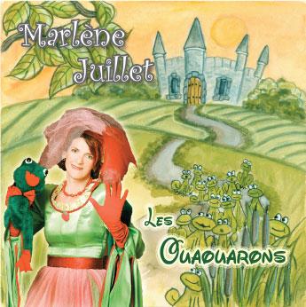 Marlène Juillet - Les ouaouarons